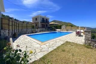 lefkada villas madouri in greece